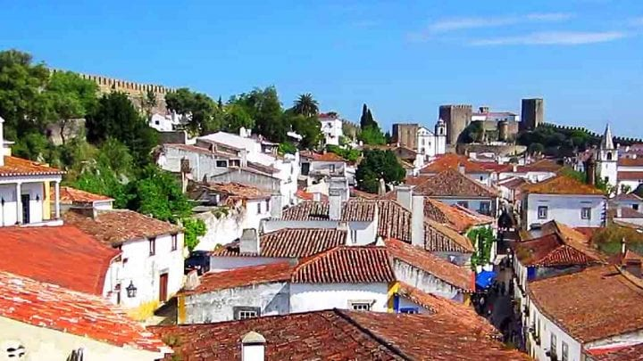 Day tour Fatima Obidos