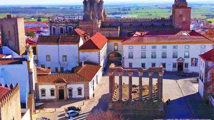 Full day tour Evora Monsaraz