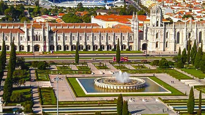 Full day tour Lisbon