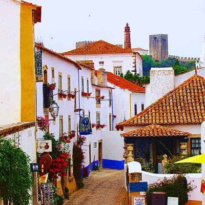 Full day tour Sintra and Obidos