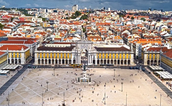 Lisbon is the most booked European city